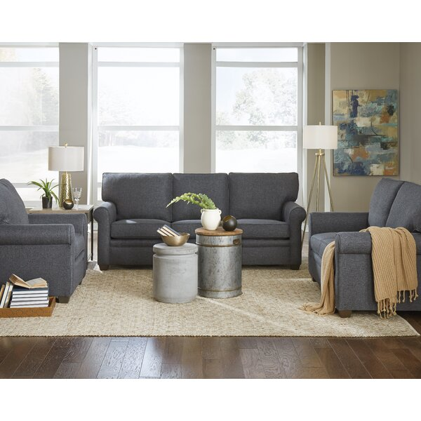 Tamra 3 Piece Living Room Set by Darby Home Co