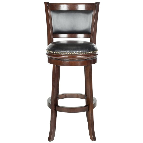 Brockway 29 Swivel Bar Stool by Safavieh