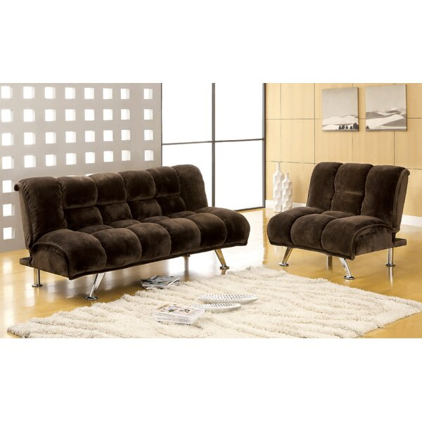 Jopelli Sleeper Configurable Living Room Set by Hokku Designs