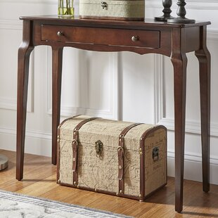 Great Price Fabius Console Table By Three Posts