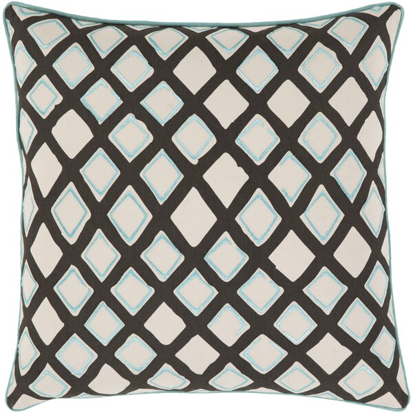 Rolon Cotton Pillow Cover by Brayden Studio