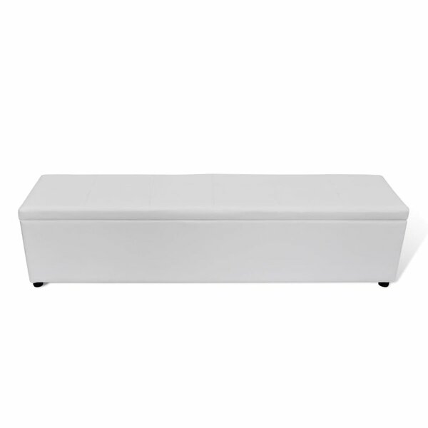 Miroir Upholstered Storage Bench