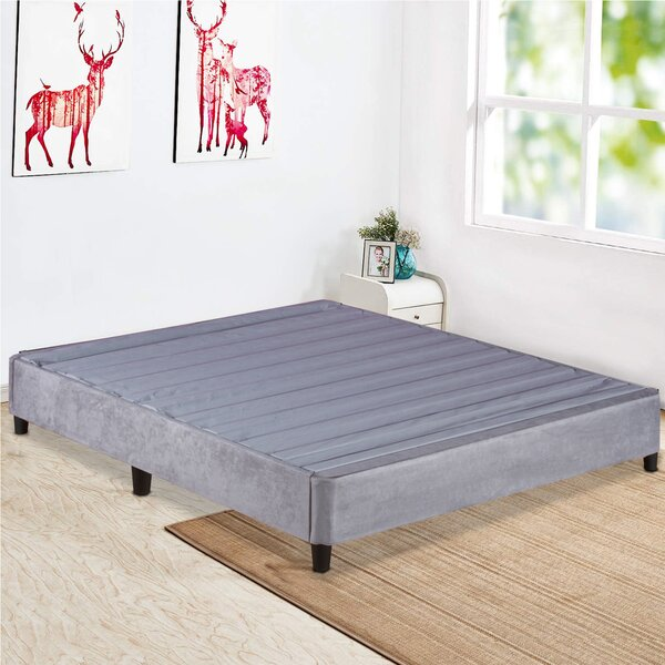 Medora Upholstered Platform Bed by Latitude Run
