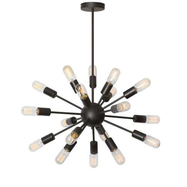 Valentina 18-Light Sputnik Chandelier by Corrigan