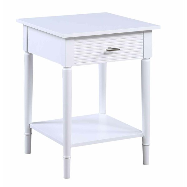 Hailo End Table With Storage By Winston Porter