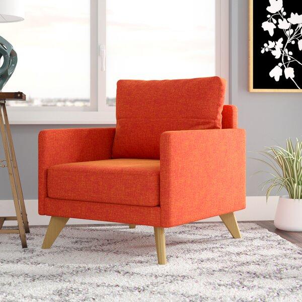 Crocker Armchair by Corrigan Studio