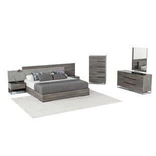 Daughtery Platform 3 Piece Bedroom Set