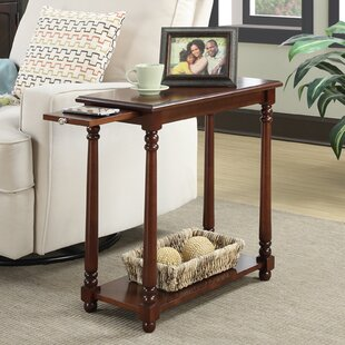 Great Price Carlisle End Table by Charlton Home