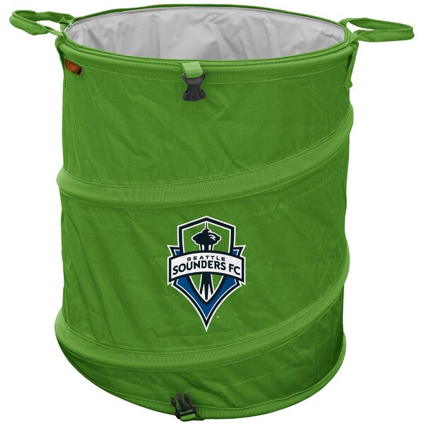 MLS Seattle Sounders Collapsible 3-in-1 Cooler by Logo Brands
