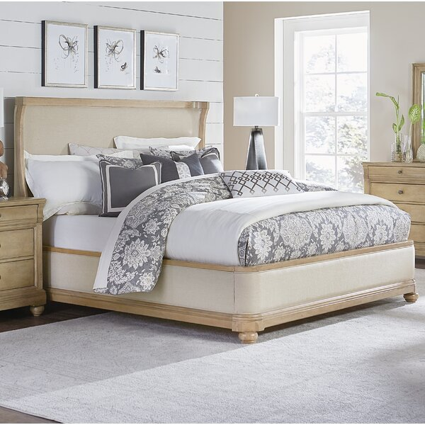 Althoff Upholstered Standard Bed by One Allium Way