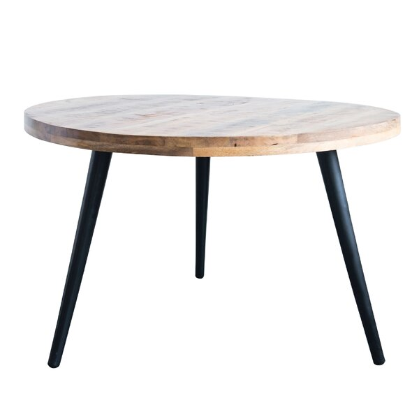 Browder Solid Wood Dining Table by George Oliver