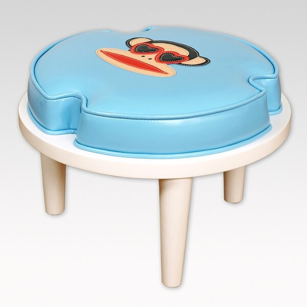 Paul Frank Ottomans by Najarian Furniture