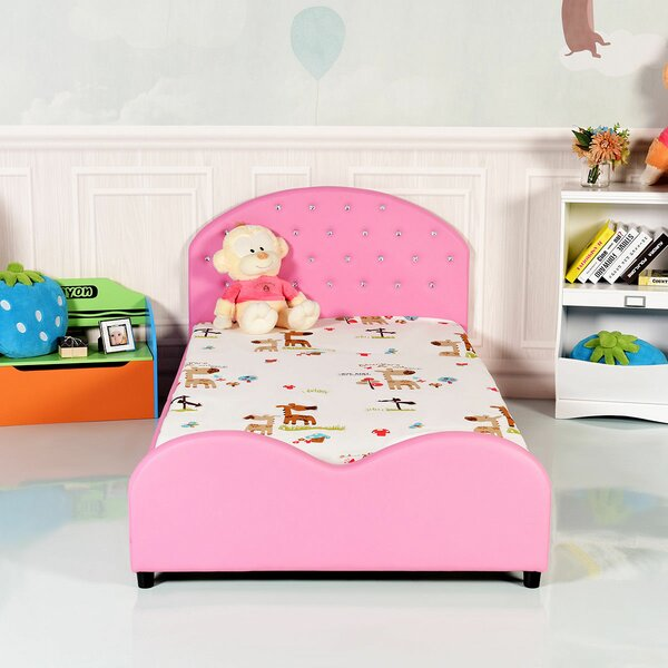 Bulwell Kids Twin Platform Bed by Zoomie Kids
