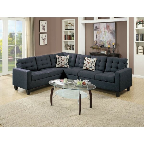 Review Newton Left Hand Facing St Loe Sectional