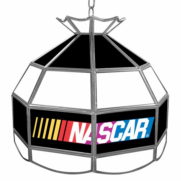 NASCAR 1-Light Pool Table Light by Trademark Global