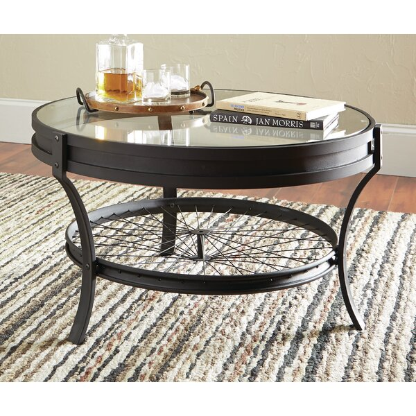 Poole 3 Legs Coffee Table By Williston Forge