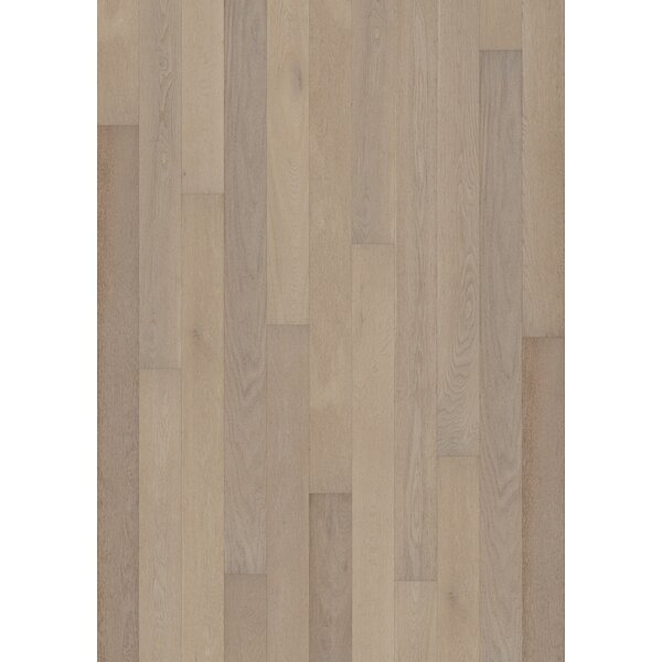 Canvas 5 Engineered Oak Hardwood Flooring in Muse Oak by Kahrs