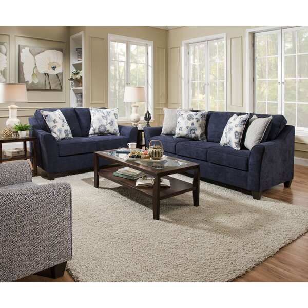 Merton Configurable Living Room Set by Alcott Hill
