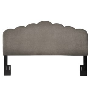 Coover Arch Upholstered Panel Headboard by Brayden Studio