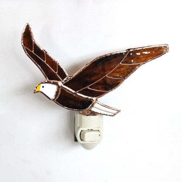 Bald Eagle Night Light by Gift Essentials