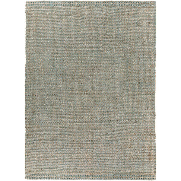 Jaidan Powder Blue Rug by Bayou Breeze