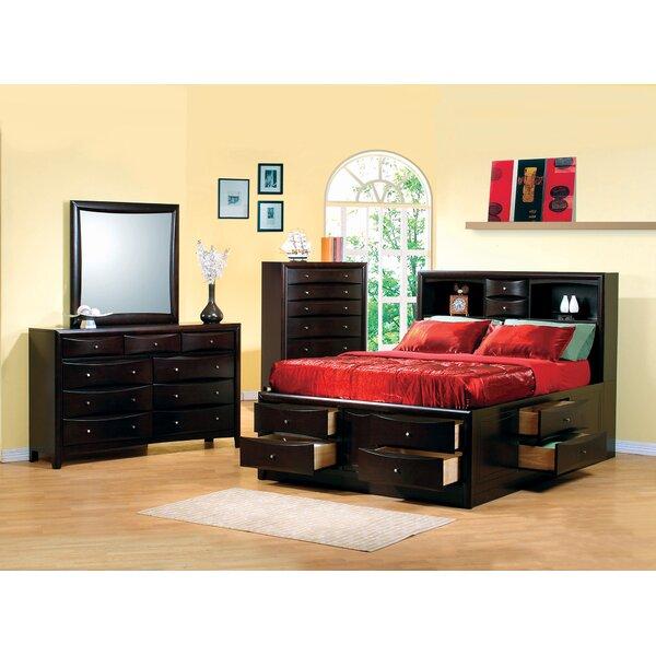 Crowson Storage Platform Bed by Red Barrel Studio