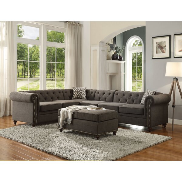 Bergeronnes Left Facing Sectional by Lark Manor