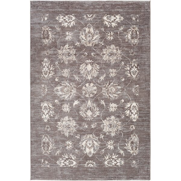 Montrose Gray/Cream Area Rug by Laurel Foundry Modern Farmhouse