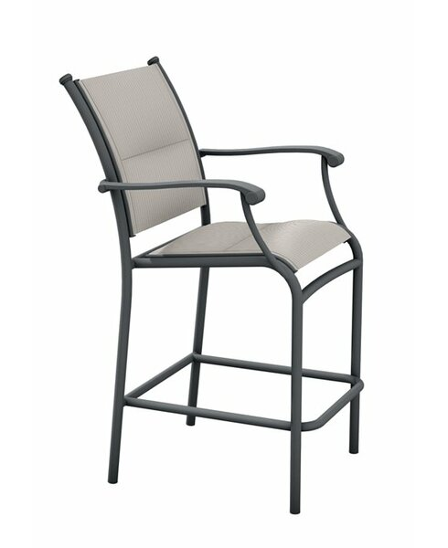 Sorrento 29 Patio Bar Stool by Tropitone