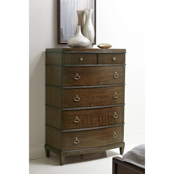 Beverly Glen 6 Drawer Accent Chest by Bernhardt