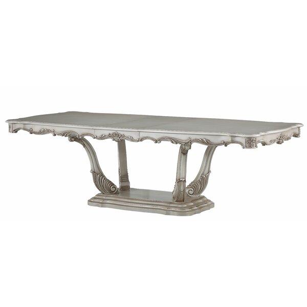 Coronado Extendable Dining Table by Rosdorf Park Rosdorf Park