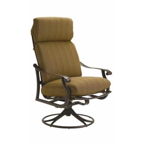 Montreux Patio Chair with Cushion by Tropitone