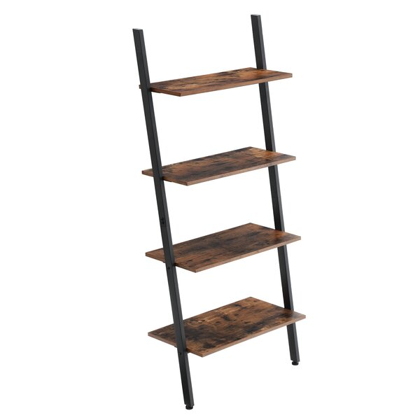Entrada Industrial Ladder Bookcase by Williston Forge
