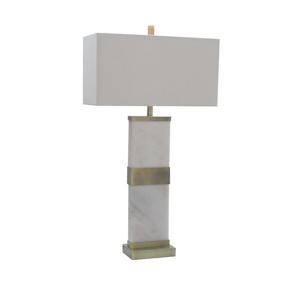 Giannini 31 Table Lamp by Everly Quinn
