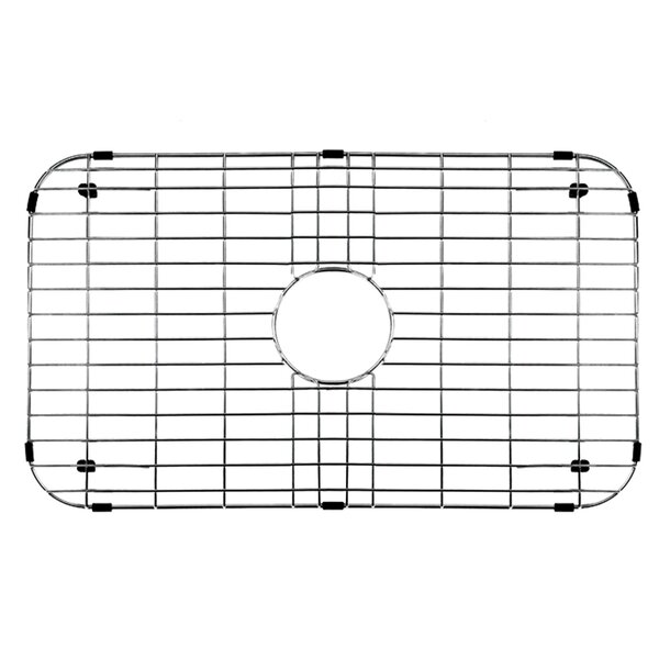 Stainless Steel Bottom Grid, 26-in. x 14 .375-in. by VIGO
