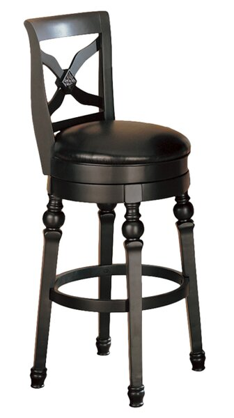 Littleton 29 Swivel Bar Stool by Wildon Home ®
