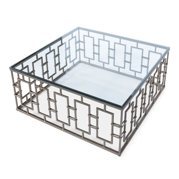 Kanter Frame Coffee Table By Everly Quinn
