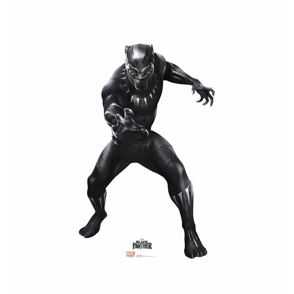 Black Panther Standup by Advanced Graphics