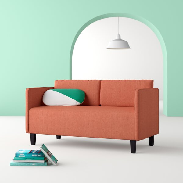 #1 Baron Loveseat By Hashtag Home 2019 Sale