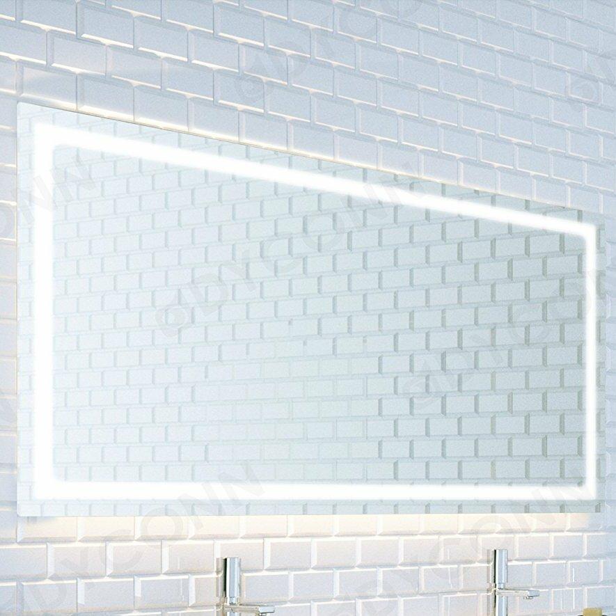Dyconn Faucet Swan Bathroom Vanity Mirror Reviews Wayfair