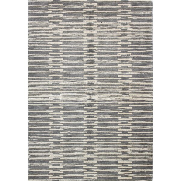 Dolores Rug in Gray by Brayden Studio