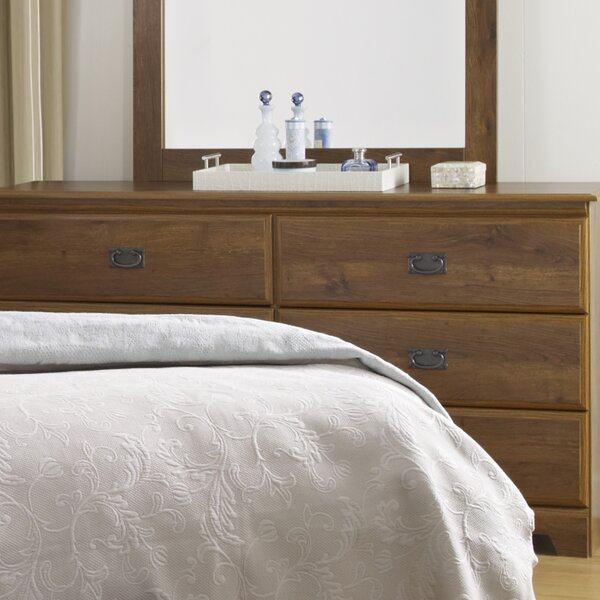 Ashland 6 Drawer Double Dresser by Lang Furniture