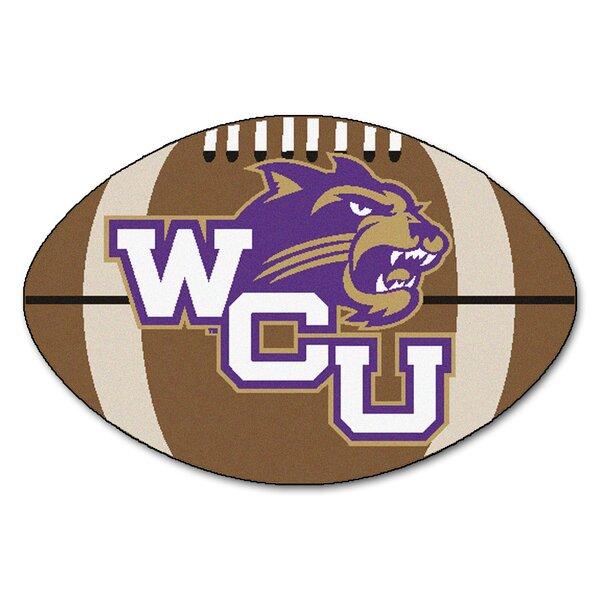 NCAA Western Carolina University Football Mat by FANMATS