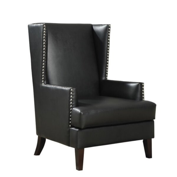 Conatser Wingback Chair by Alcott Hill