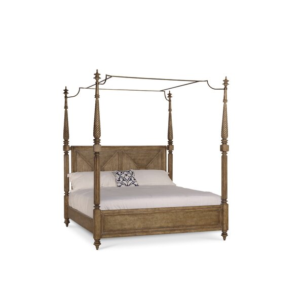 Akdeniz Bed Canopy Kit by Bay Isle Home
