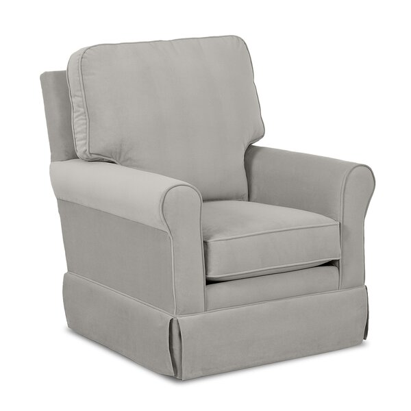 Bridgeport Swivel Glider by Wayfair Custom Upholstery™
