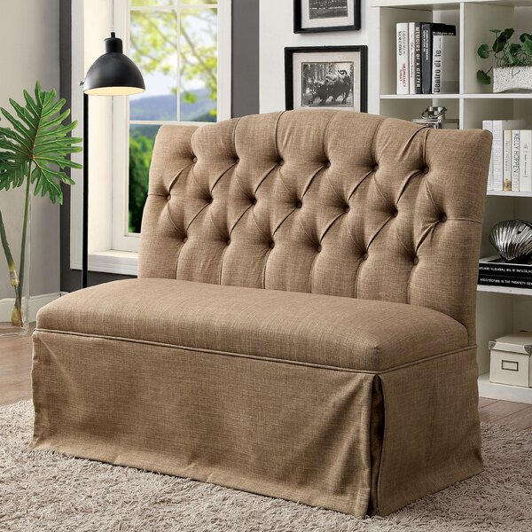 Best #1 Eleanora Settee By Charlton Home Top Reviews