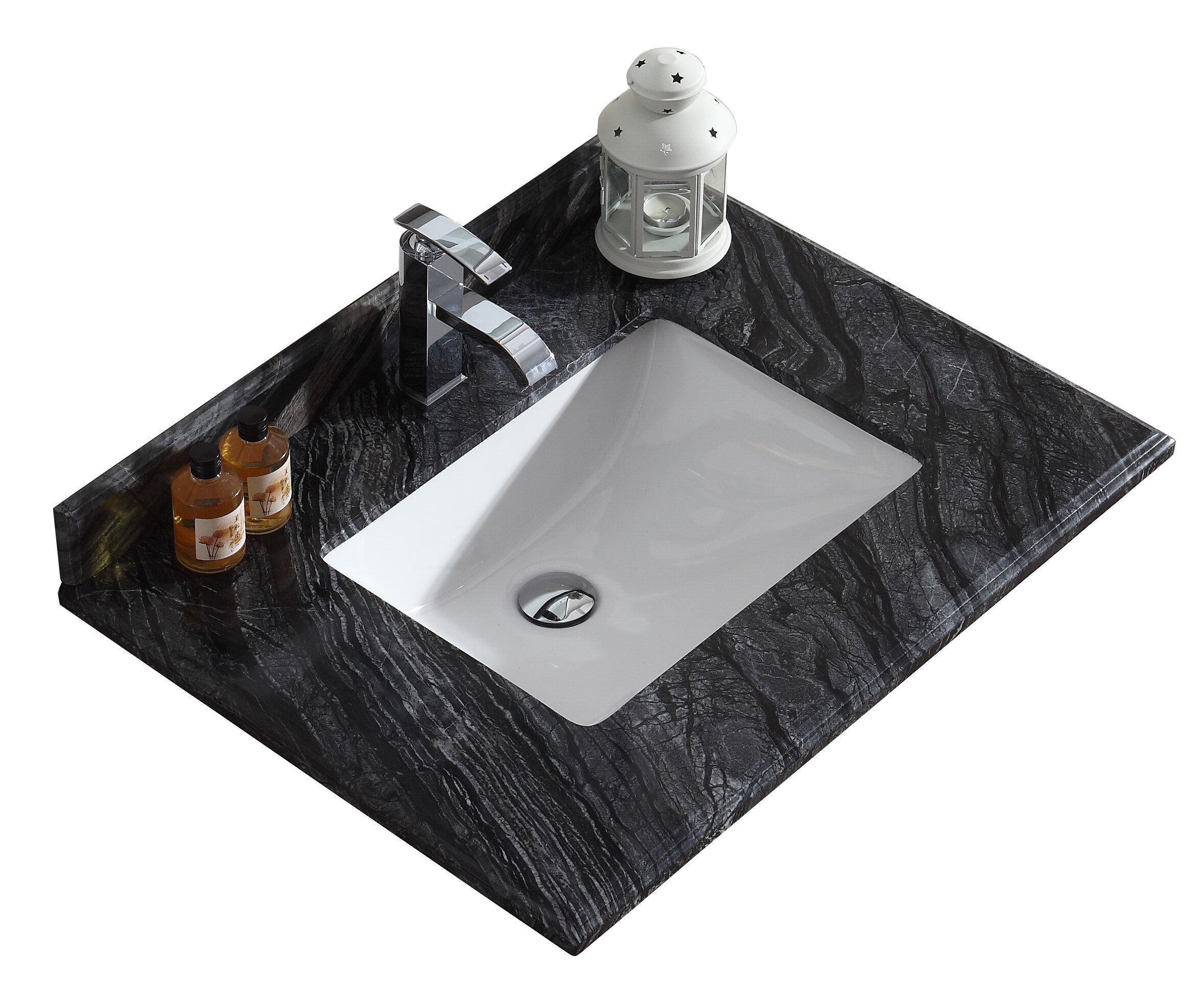 Laviva Forever 30 Single Bathroom Vanity Top Wayfair