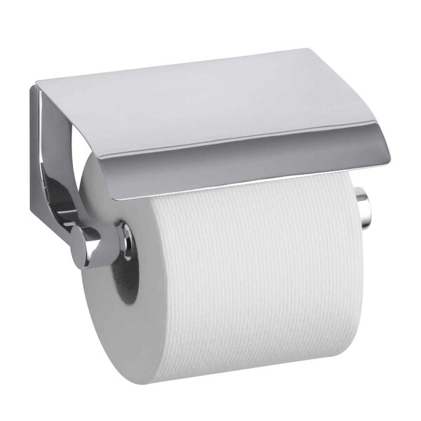 Loure Covered Horizontal Toilet Tissue Holder by Kohler