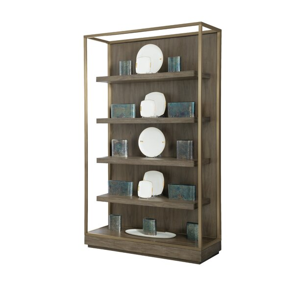 Profile Etagere Bookcase by Bernhardt